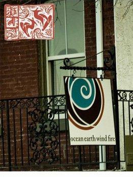 OCEAN EARTH WIND FIRE Workshops